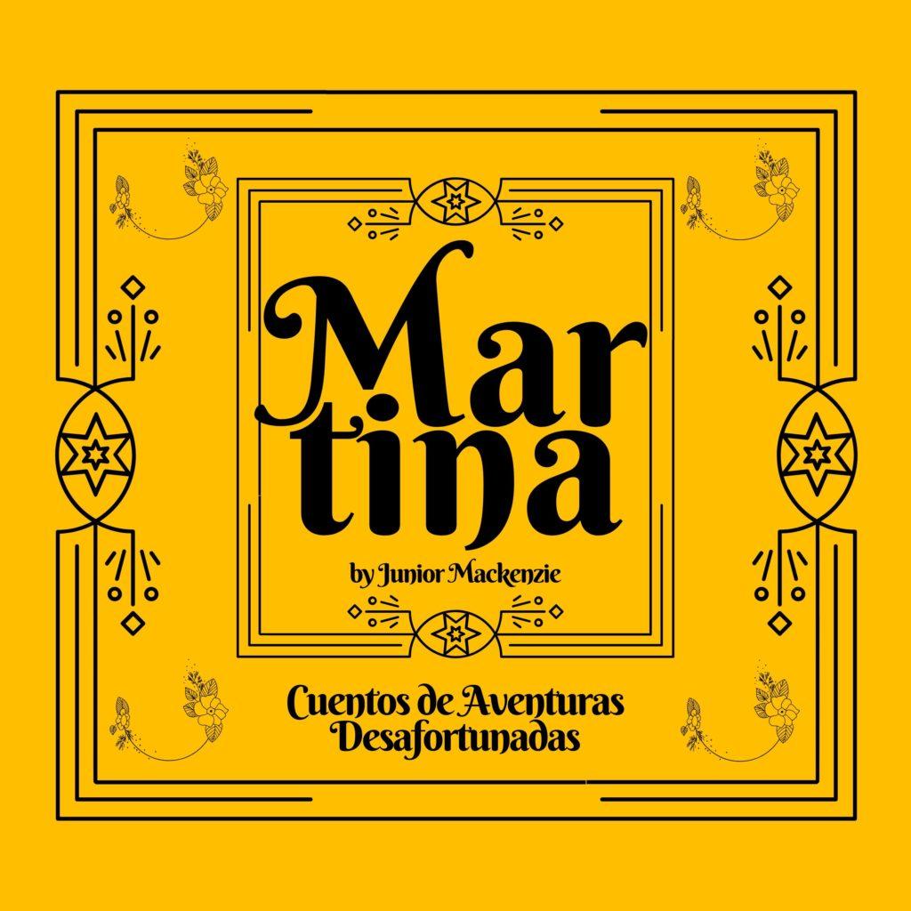 Martina by Junior Mackenzie