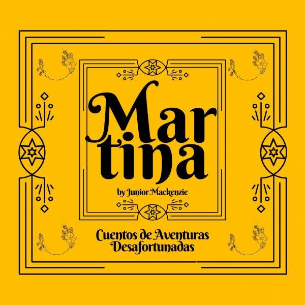 Martina by Junior Mackenzie_Cover[321]